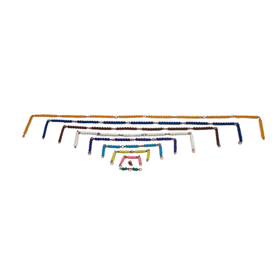 Kolorowe łańcuszki